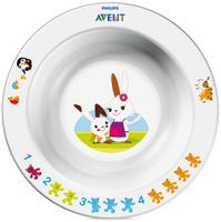 Купить Philips Avent Глубокая тарелка 230 мл., 6 м+ SCF706/00
