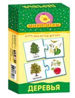 Купить Дрофа-Медиа Пазл для малышей Деревья