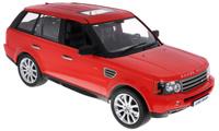 Купить Rastar Радиоуправляемая модель Range Rover Sport цвет красный масштаб 1:14, Машинки