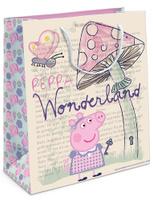 Купить Peppa Pig Пакет подарочный Страна чудес Пеппы, Росмэн