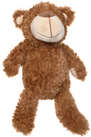 Купить Plush Apple Мягкая озвученная игрушка Медведь 36 см, Kids First Toys Co., LTD