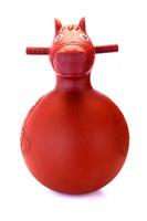 Купить Bradex Игрушка-попрыгун Веселая лошадка цвет красный