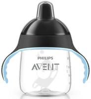 Купить Philips Avent Волшебная чашка-непроливайка для детей от 12мес., черный SCF753/00