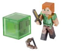 Купить Minecraft Фигурка Алекс с мечом и луком