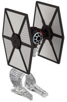 Купить Hot Wheels Star Wars Звездный корабль The Fighter цвет черный