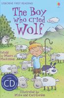 Купить Boy Who Cried Wolf +D, Зарубежная литература для детей