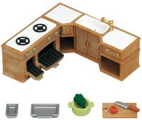Купить Sylvanian Families Игровой набор Кухонный гарнитур