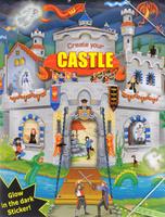 Купить Creative Studio: Create your Castle (альбом с наклейками), Книжки с наклейками