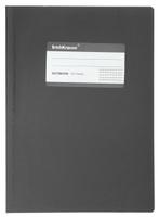 Купить Erich Krause Тетрадь One Color 120 листов в клетку цвет серый, Тетради