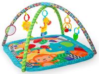 Купить Bright Starts Развивающий коврик Веселый жираф, Развивающие коврики