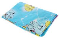 Купить Фея Простыня на резинке Мишки цвет голубой 60 см х 120 см