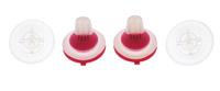Купить Philips Avent Сменный силиконовый носик для поильника цвет розовый 2 шт SCF252/00