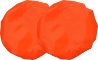Купить Чудо-Чадо Чехлы на колеса для коляски диаметр 18-28 см цвет оранжевый 2 шт, ИП Ярошенко Л.В.