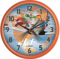 Купить Часы настенные Scarlett , диаметр 29 см. SC - WCD12PL