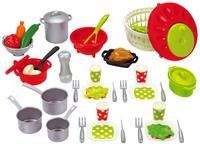 Купить Ecoiffier Набор посуды 100% Chef