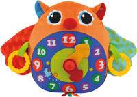 Купить K's Kids Развивающая игрушка Часы Сова