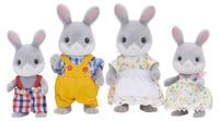Купить Sylvanian Families Набор фигурок Семья серых Кроликов