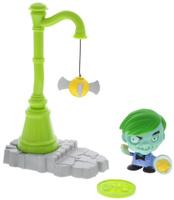 Купить Zombie Zity Игровой набор Ловушка для зомби Филипп Снотти и Фонарный столб