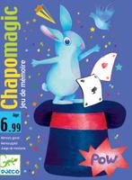 Купить Djeco Настольная карточная игра Шляпа волшебника