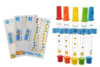 Купить Alex Toys Игрушка для ванной Водяные флейты, Первые игрушки