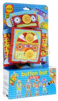 Купить Alex Toys Развивающая игрушка Робот Пуговка