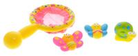 Купить Alex Toys Игрушка для ванной Поймай бабочку, Первые игрушки