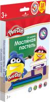 Купить Play-Doh Краска пастель масляная 18 цветов, Мелки и пастель