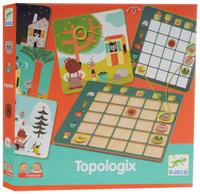 Купить Djeco Обучающая игра Топологик