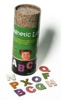 Купить The Purple Cow Магнитная игра Магнитные буквы английские