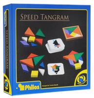 Купить Philos Настольная игра Скоростной танграм