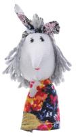 Купить Наивный мир Кукла пальчиковая Баба Яга