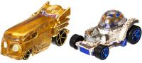 Купить Hot Wheels Star Wars Набор машинок R2-D2 и C-3PO