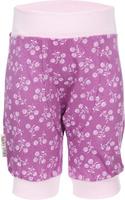 Купить Шорты для девочки Lucky Child, цвет: розовый, фиолетовый. 11-34. Размер 80/86, 12-18 месяцев, Одежда для новорожденных