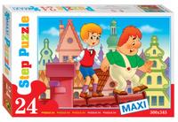 Купить Step Puzzle Пазл для малышей Опасная прогулка, Степ Пазл ЗАО (Россия)