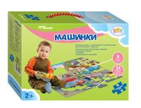 Купить Step Puzzle Напольный пазл Машинки, Степ Пазл ЗАО (Россия)