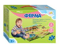 Купить Step Puzzle Напольный пазл Ферма, Степ Пазл ЗАО (Россия)