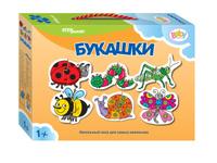 Купить Step Puzzle Пазл для малышей Букашки 6 в 1, Степ Пазл ЗАО (Россия)
