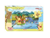 Купить Step Puzzle Пазл для малышей Медвежонок Винни 91209, Степ Пазл ЗАО (Россия)