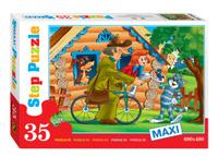 Купить Step Puzzle Пазл для малышей Простоквашино, Степ Пазл ЗАО (Россия)