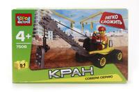 Купить Город мастеров Конструктор Кран, Shantou City Daxiang Plastic Toy Products Co., Ltd, Конструкторы