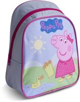 Купить Peppa Pig Рюкзак дошкольный Пеппа и уточка, Росмэн, Ранцы и рюкзаки