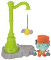 Купить Zombie Zity Набор фигурок Ловушка для зомби Скид Смеллсом и фонарный столб