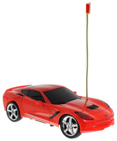 Купить Bright Радиоуправляемая модель Corvette Stingray, UKI LLC (ЮКейАй ЛЛСи), Фабрика-изготовитель: Brilliant Electronics (Shenzhen) Co., Ltd (Брилиант Электроник (Шеньджень) Ко., Лтд.)