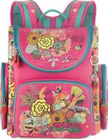Купить Grizzly Рюкзак школьный с мешком для обуви цвет жимолость мята