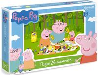 Купить Оригами Пазл для малышей Peppa Pig 01571 Уцененный товар (№2), Обучение и развитие