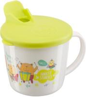 Купить Happy Baby Кружка с крышкой New, Детская посуда и приборы