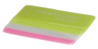 Купить Erich Krause Ластик Drive цвет салатовый белый розовый, Чертежные принадлежности