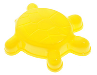 Купить Zebratoys Формочка для песочницы Черепаха цвет в ассортименте, Игрушки для песочницы