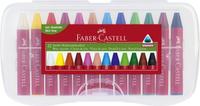 Купить Faber-Castell Восковые мелки Jumbo 12 цветов, Мелки и пастель