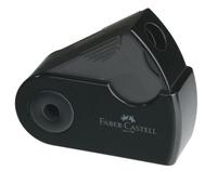 Купить Faber-Castell Мини-точилка Sleeve цвет черный, Чертежные принадлежности
